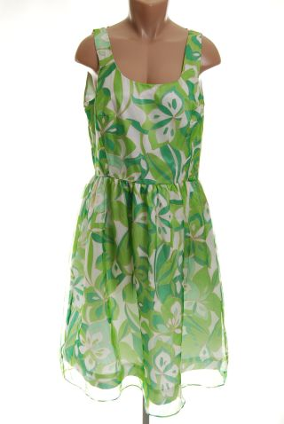 Spenser Jeremy NEW Silk Dresses Sz 10 NWT FLAW :  woman women summer soire