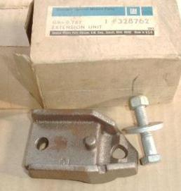 Clutch Fork Extender NOS GM   328762
