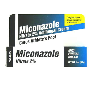 Miconazole Nitrate 2% Cream 1 Oz By Qualitest