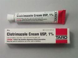 Clotrimazole 1% Cream 1 Oz By Taro