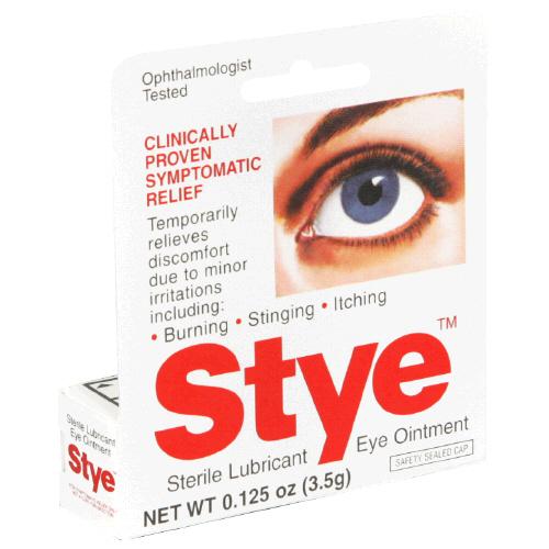 Stye Ointment 0.125 Oz