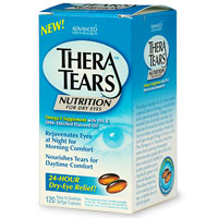 Theratears Dry Eye Capsules 90 Ct.