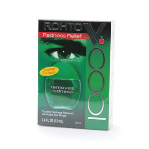 Rohto Cool Redness Relief Eye Drops 13 Ml