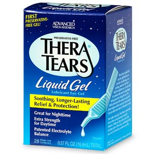 Theratears Unit Does Dry Eye Gel 28x0.57 Oz