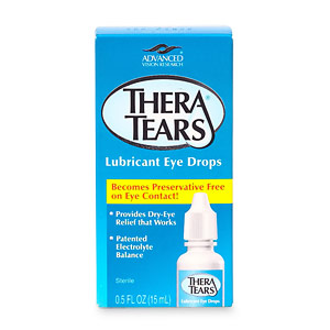 Theratears Lubricant Dry Eye Drop 30 Ml