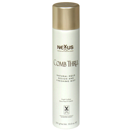 Nexxus Comb Thru Natural Hold And Finishing Liquid 10 Oz
