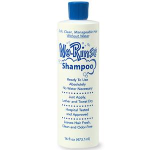 Image 0 of No Rinse Shampoo 16 Oz