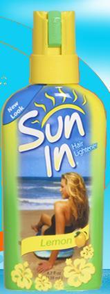 Sun-In Super Lemon Spray 4.7 Oz