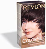 Revlon Color Silk 20 Brown Black