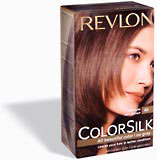 Revelon Color Silk 40 Medium Auburn