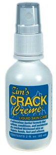 Image 0 of Zims Crack Creme Original Formula Liquid 2 Oz