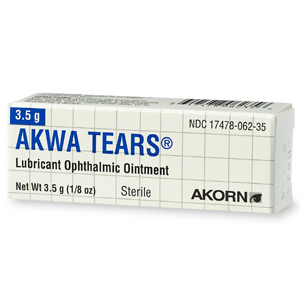 Akwa Tear Lubricant Ophthalmic Ointment 3.5 Gm
