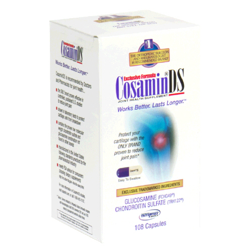 Image 0 of Cosamin Ds 108 Capsules
