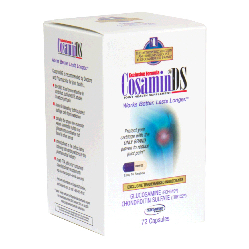 Image 0 of Cosamin Ds Joint Health Supplement Capsules 72