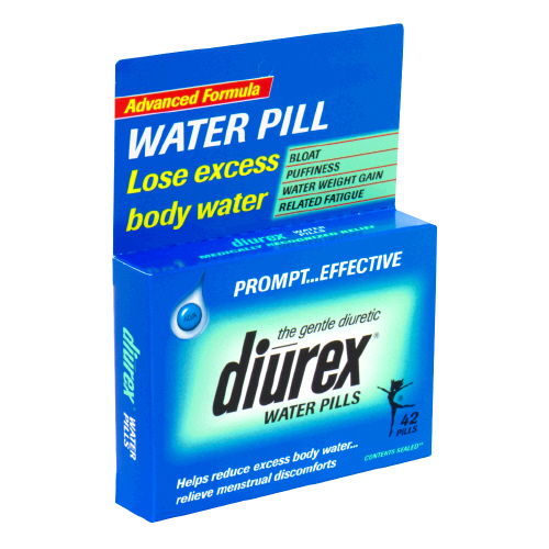 Image 0 of Diurex Advanced Formula Water Pills 42