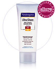 Neutrogena Ultra Sheer Dry SPF 30 Lotion 3 Oz