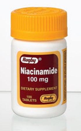 Niacinamide 100 Mg Tablets 100
