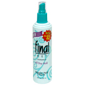 Clairol Final Net Non-Aerosol Regular Unscented Hair Spray 8 Oz