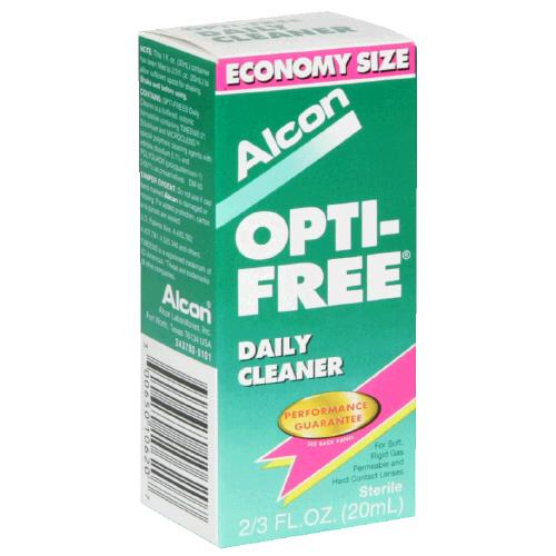 Alcon Opti-Free Daily Cleaner Liquid 20 Ml
