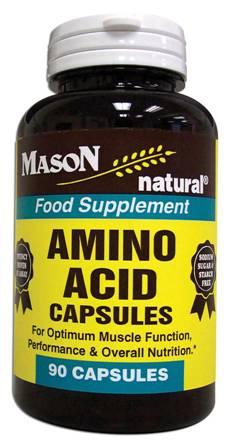 Image 0 of Amino Acid Food Supplement Capsules 90