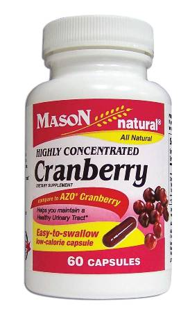 Image 0 of Cranberry Highly Concentrated Compare To Azo Brands Eachsy To Swallow Capsules 6