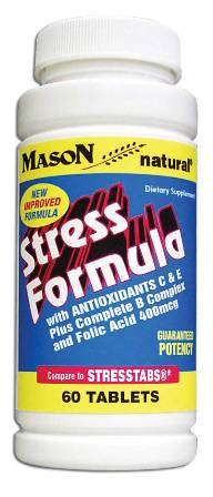 Image 0 of Stress Formula Compare To Stresstabs Dietary Supplement Tablets 60