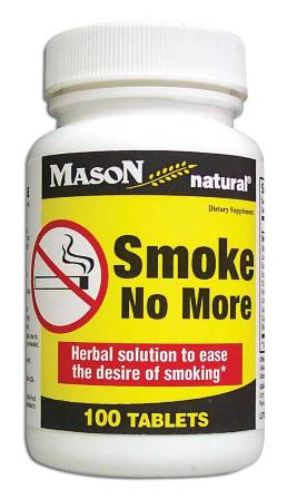 Image 0 of Smoke No More Dietary Supplement (Sold Only In Trays of 24) Tablets 24