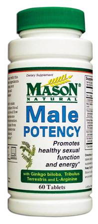 Image 0 of Male Potency Condition Formula Tablets 60