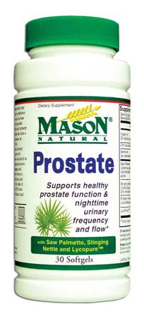 Image 0 of Prostate Condition Formula Dietary Supplement Softgels 30