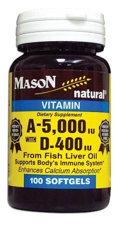 Image 0 of Mason Daily Multiple Vitamins w/Iron Sugar Free Tablets 100 ct