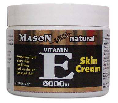 Image 0 of Vitamin E 6000 Units Skincream 2 oz