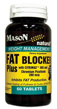Image 0 of Fat Blocker Plus With Citrimax 500mg Dietary Supplement Tablets 60
