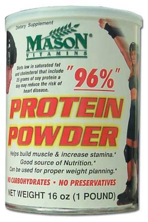 Image 0 of Protein 96% Sugar & Carb Free No Preservatives Powder 16 oz