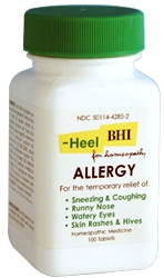Allergy By Heel Tablets 100