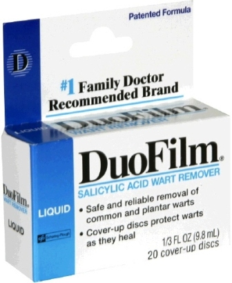 Duofilm Wart Remover Liquid 0.33 oz
