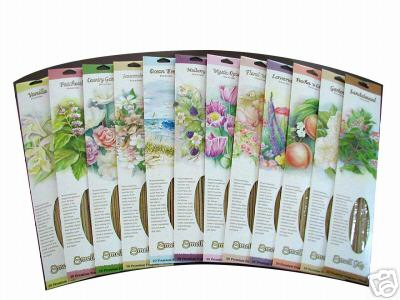 Incense stick sticks aroma therapy gardenia flower fragrance spa bath