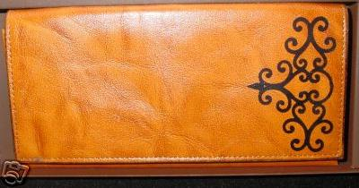 Princess Gardner New Leather Clutch Wallet :  genuine leather princess gardner classictreasures classic treasures