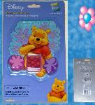 Disney Winnie the Pooh Notepad Stamp Set :  travel childen drawing note pad