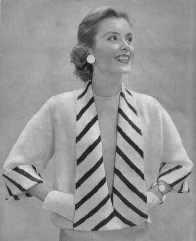 Simple Spring Swing Cardigan Knitting Pattern | Red Heart