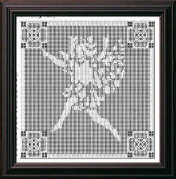 Fairy Crochet Pattern - Online Crochet Instruction