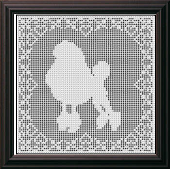 FREE FILET CROCHET ANIMAL PATTERNS | FREE PATTERNS