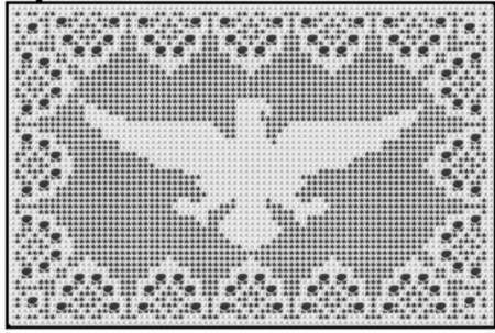 Free Filet Crochet Patterns Animals images