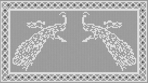 Free Filet Crochet Patterns - LoveToKnow: Answers for Women on