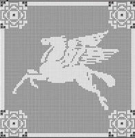 Filet Crochet Afghan patterns