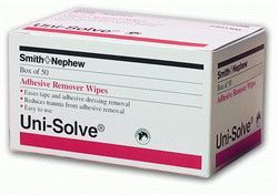 Image 0 of Uni-Solve Adhesive Remover Wipes 50