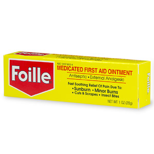Foille First Aid 1 Oz Ointment