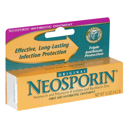 Image 0 of Neosporin Original Antibiotic Ointment 15 Gm