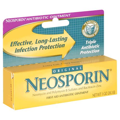 Image 0 of Neosporin Original Ointment 1 Oz