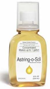 Astring-O-Sol Concentrated Mouth Wash 8 Oz