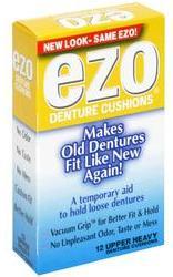 Image 0 of Ezo Denture Cushions Upper Heavy 12 Ct.